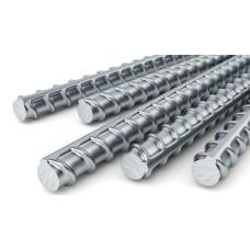 Арматура рифлёная стальная ф  8мм А500